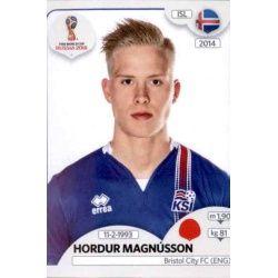 Hörður Magnússon Islandia 300