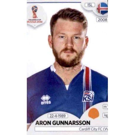 Aron Gunnarsson Islandia 301 Islandia