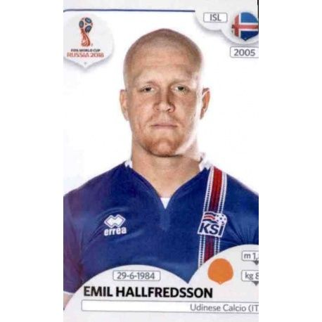 Emil Hallfredsson Islandia 303 Iceland