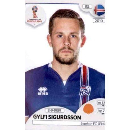Gylfi Sigurðsson Islandia 304 Islandia