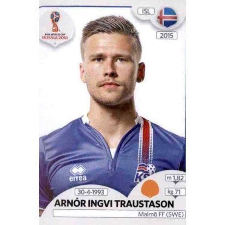 Arnór Ingvi Traustason Islandia 305 Iceland