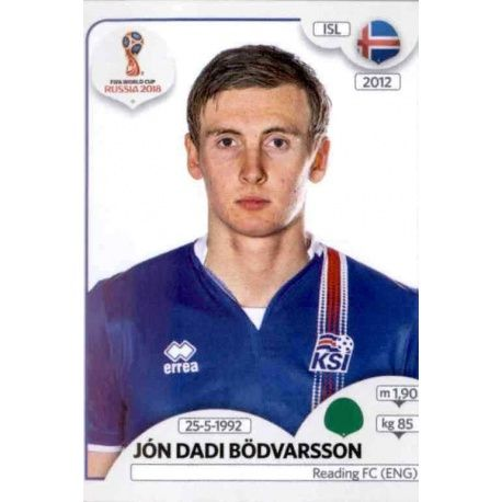 Jón Daði Böðvarsson Islandia 309 Iceland