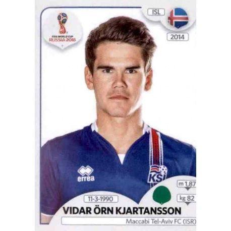 Vidar Örn Kjartansson Islandia 310 Islandia