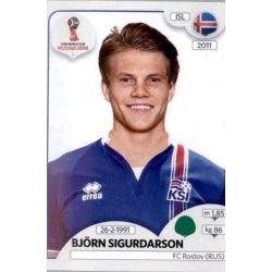 Björn Sigurdarson Islandia 311