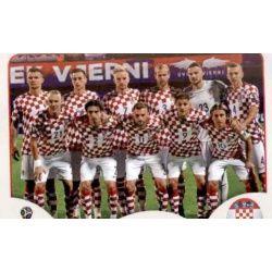 Alineación Croacia 313