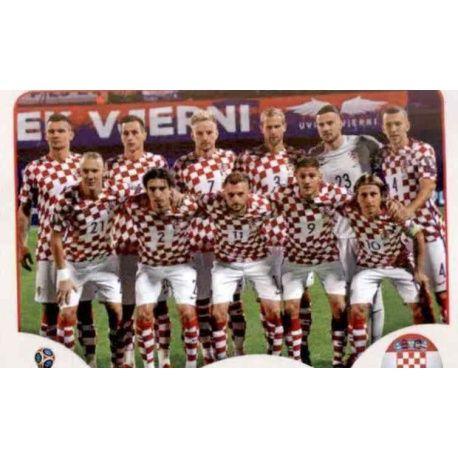 Alineación Croacia 313 Croacia