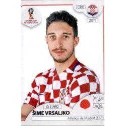 Šime Vrsaljko Croacia 315