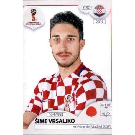 Šime Vrsaljko Croacia 315 Croacia