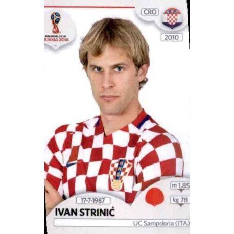 Ivan Strinić Croacia 316 Croatia