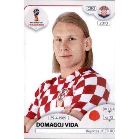 Domagoj Vida Croacia 318 Croatia
