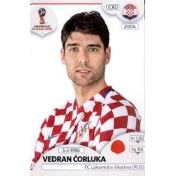 Vedran Ćorluka Croacia 320