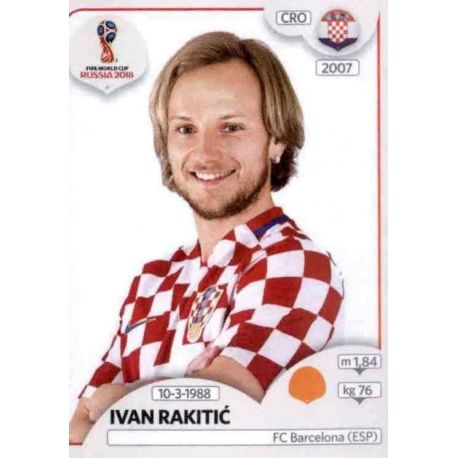 Ivan Rakitić Croacia 321 Croatia