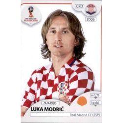 Luka Modrić Croacia 322