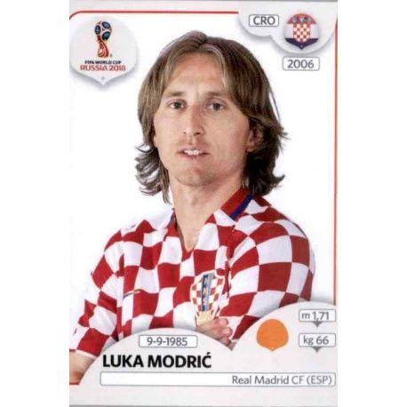 Luka Modrić Croacia 322 Croatia
