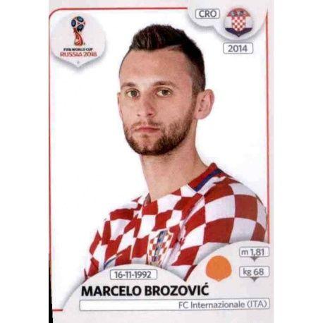 Marcelo Brozović Croacia 323 Croacia