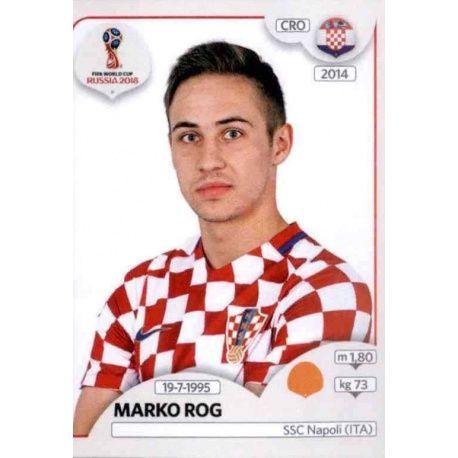 Marko Rog Croacia 324 Croacia