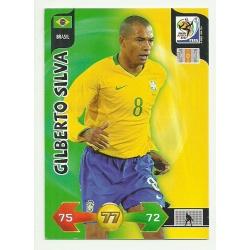 Gilberto Silva Brazil 40