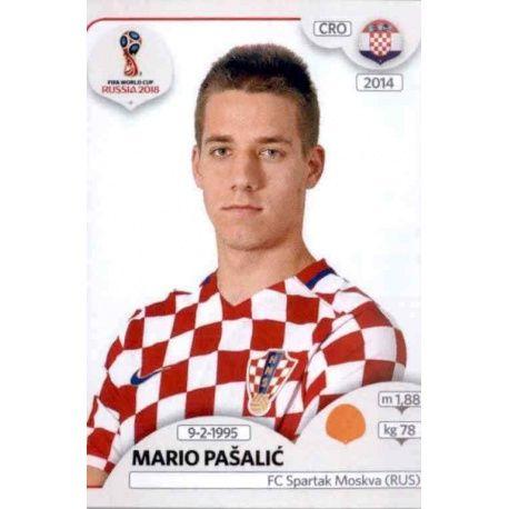 Mario Pašalić Croacia 325 Croacia