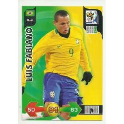 Luis Fabiano Brazil 46