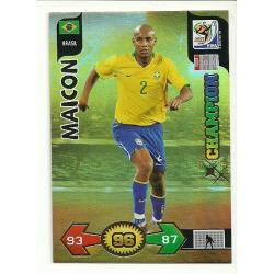 Maicon Champion Brazil 48