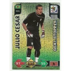 Julio Cesar Goal Stopper Brazil 51