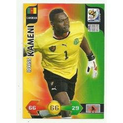 Idriss Kameni Cameroun 53