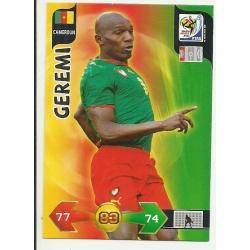Geremi Cameroun 55