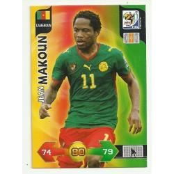 Jean Makoun Cameroun 56