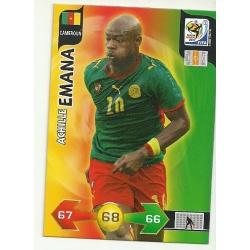 Achille Emana Cameroun 57