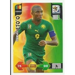Samuel Eto'o Cameroun 58