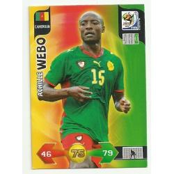 Achille Webo Cameroun 59
