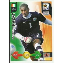 Boubacar Barry Cote d'ivoire 64