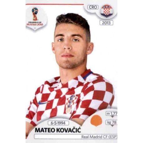 Mateo Kovačić Croacia 327 Croatia