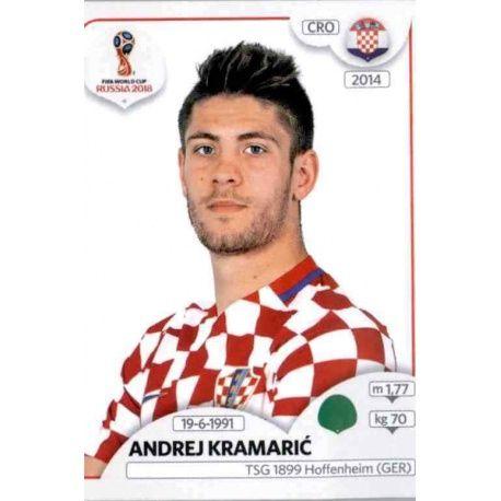 Andrej Kramarić Croacia 328 Croatia