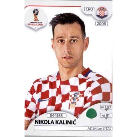 Nikola Kalinić Croacia 329 Croacia