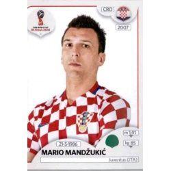 Mario Mandžukić Croacia 330