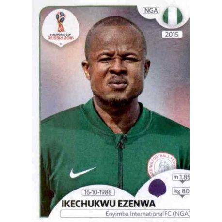 Ikechukwu Ezenwa Nigeria 334 Nigeria