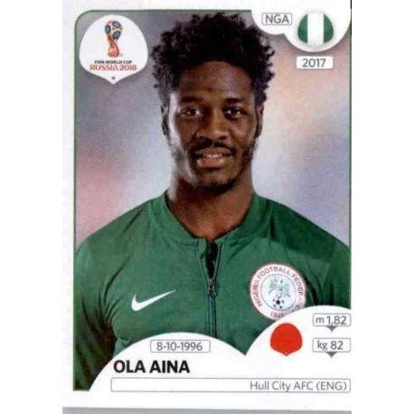 Ola Aina Nigeria 340 Nigeria