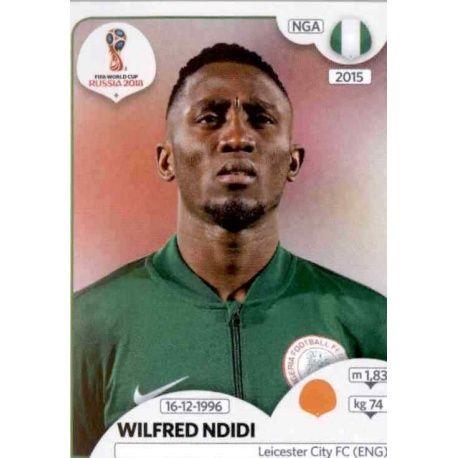 Wilfred Ndidi Nigeria 344 Nigeria