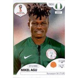 Mikel Agu Nigeria 345