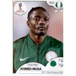 Ahmed Musa Nigeria 346