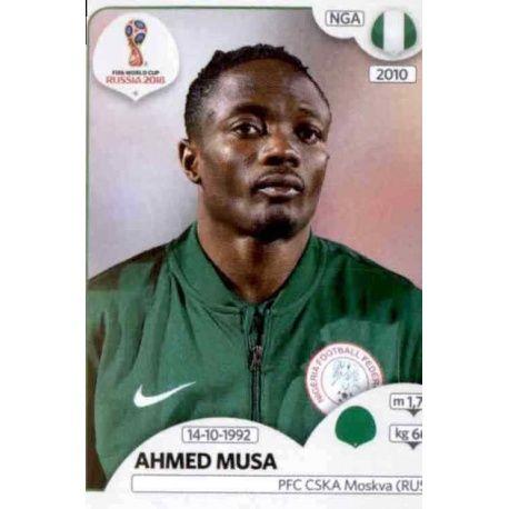 Ahmed Musa Nigeria 346 Nigeria