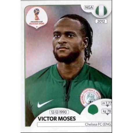 Victor Moses Nigeria 347 Nigeria
