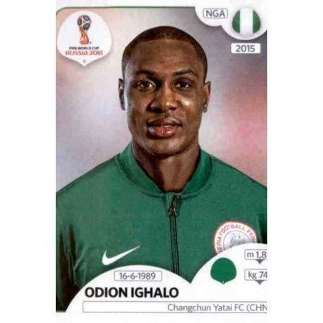 Odion Ighalo Nigeria 349 Nigeria