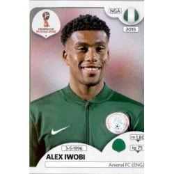 Alex Iwobi Nigeria 350