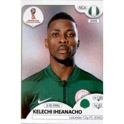 Kelechi Iheanacho Nigeria 351