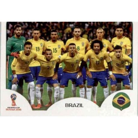 Alineación Brasil 353 Brasil