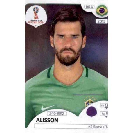 Alisson Brasil 354 Brazil