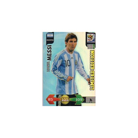 Lionel Messi Limited Edition Argentina Leo Messi