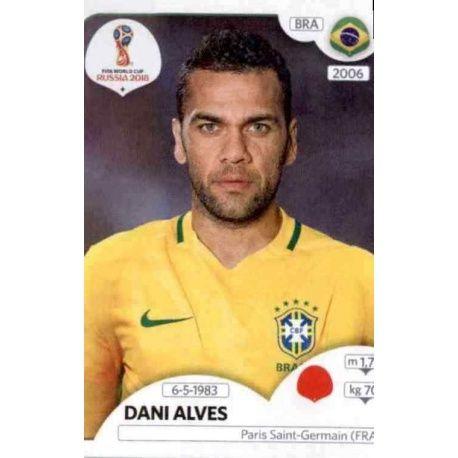 Dani Alves Brasil 355 Brasil
